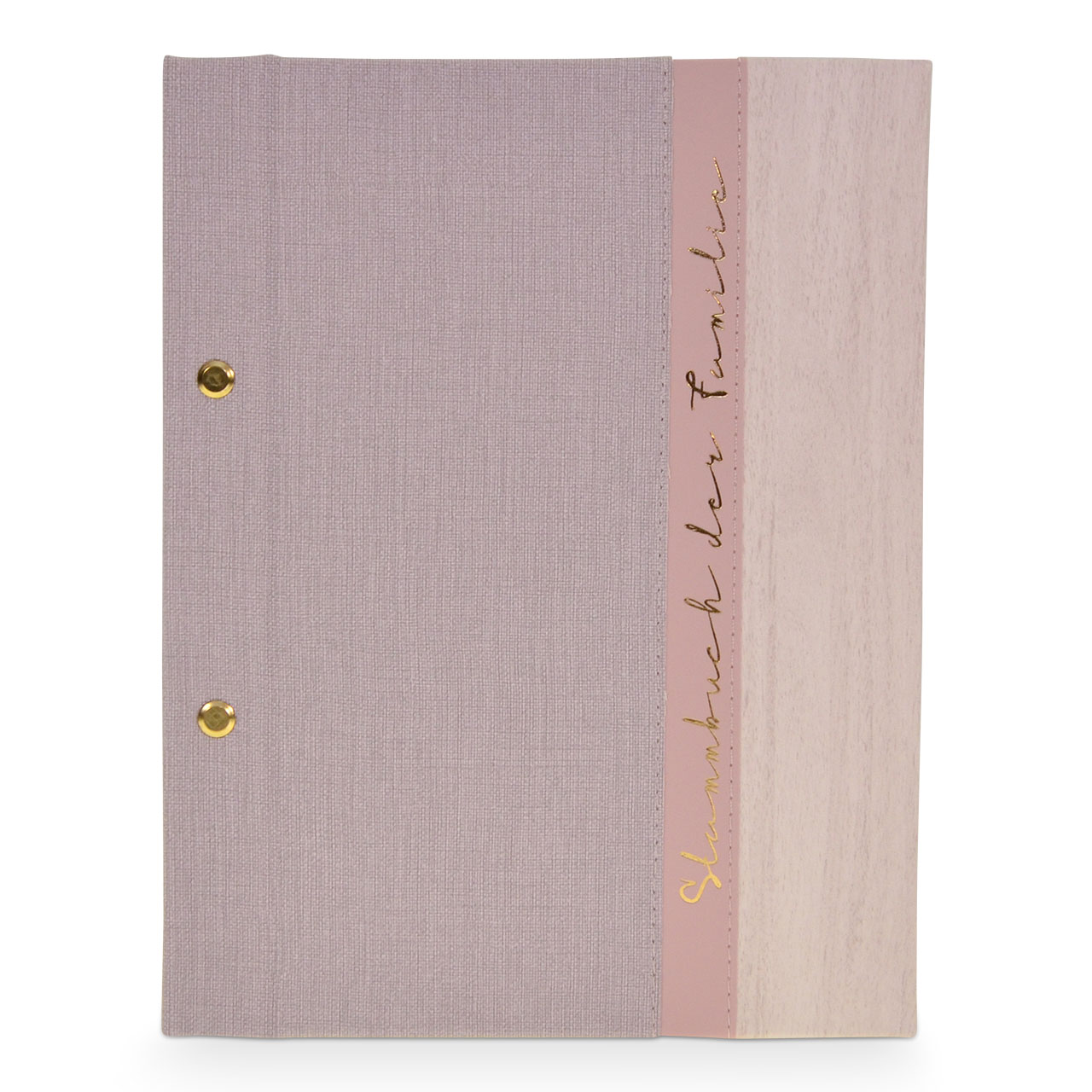 Pastello pastellgrau-rosa